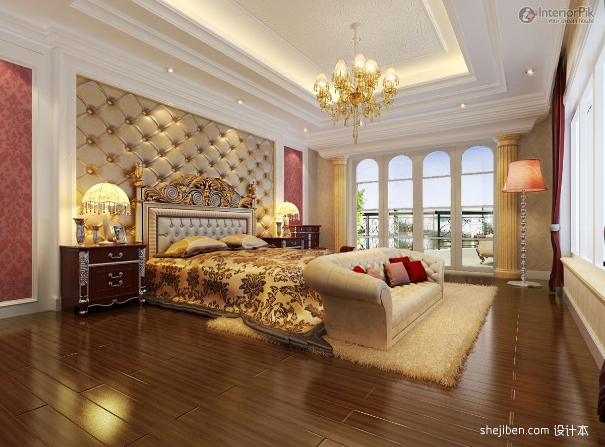 Wooden Flooring Designs Bedroom Simple Simple Modern Ceiling For Master Bedroom With Beautiful Wooden Decorating Design