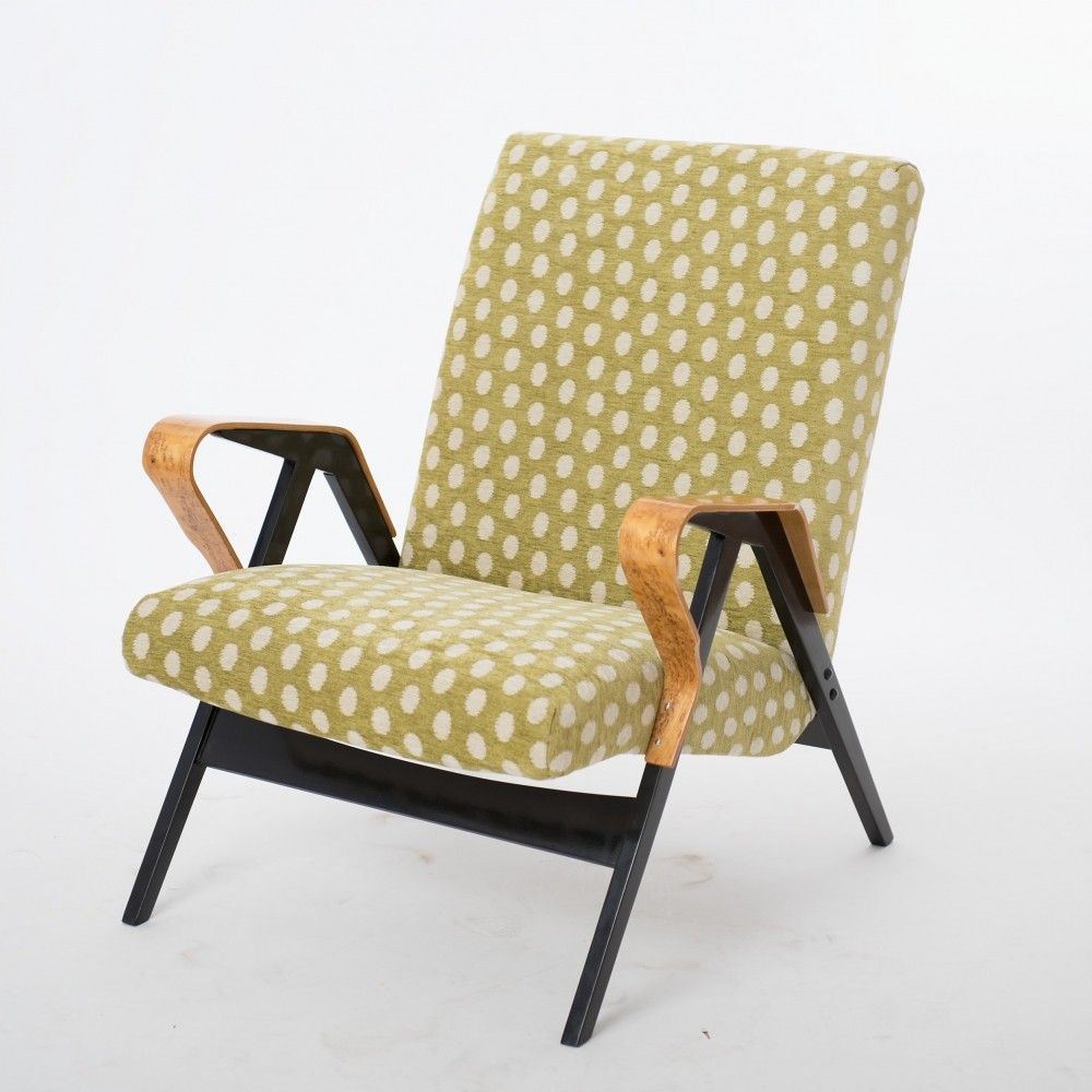 For Sale Midcentury Armchair From Tatra 1960s Mid Century