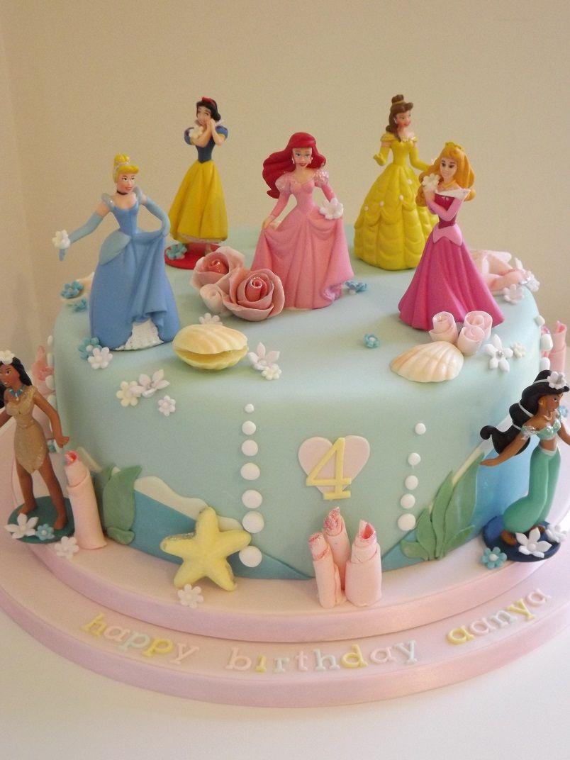 Wondrous 4585225642 8041 072 Pixels Disney Princess Birthday Cakes Personalised Birthday Cards Petedlily Jamesorg