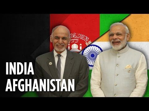 Why Do India And Afghanistan Love Each Other? - YouTube