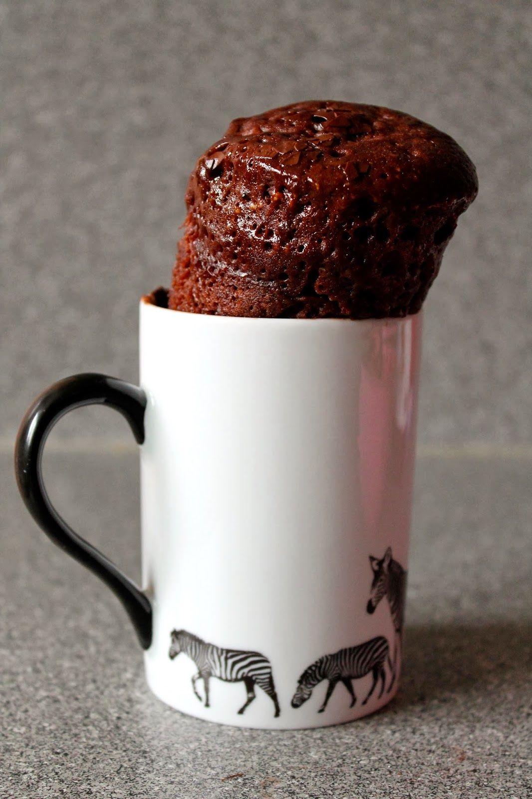 Fashion4you Mikrowellenkuchen Rezept Tassenkuchen Einfach Mit