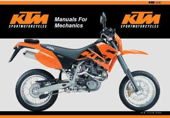 Ktm Trials Motorcycles Archive For Mechanics Ktm Supermoto Motorcycle