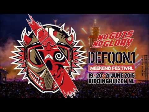 Miss K8 @ Defqon.1 2015 - No Guts No Glory - Liveset