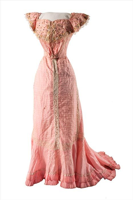 1900s Ball Gown Dresses for Women