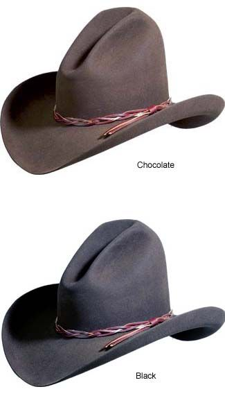 056039099 Rodeo King Gus Hat - for a bronc buster or 1940's rodeo rider style ...