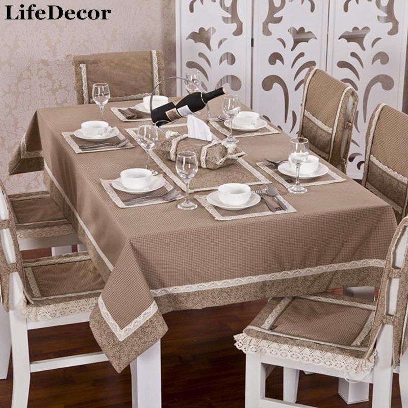 Free Shipping Buy Best Coffee Table Cloth Dining Table Cloth Ta Capas Para Cadeira De Jantar Capas Para Cadeira De Cozinha Toalhas De Mesa Personalizadas