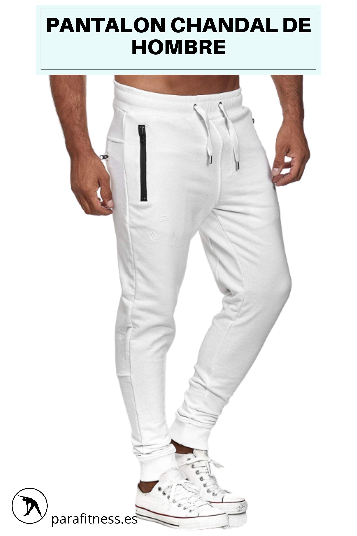 Pantalones Chandal Ropa Deportiva Hombre Para Tus Ejercicios Preferidos En El Gym O En Casa Pantalones De Chandal Ropa Deportiva Para Hombre Ropa Fitness