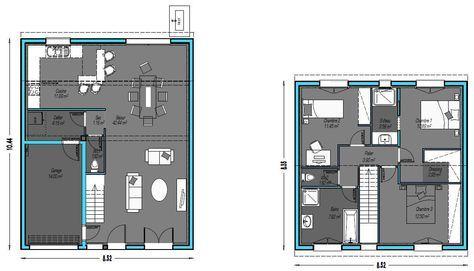 Modèle de maison WEGO proposé par So\u00279 Habitat Retrouvez tous les
