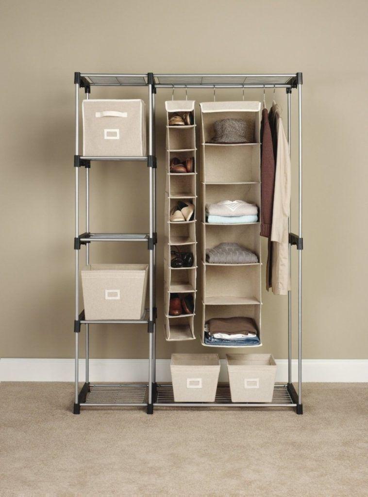 Organizing Small Bedroom Closet Ideas Small Bedroom Pinterest