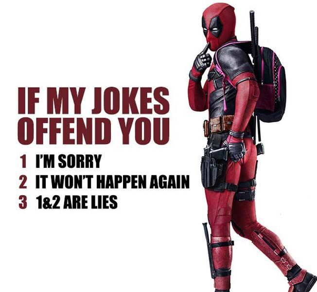 Image Result For Deadpool Funny Deadpool Funny Memes Deadpool Funny Deadpool Quotes