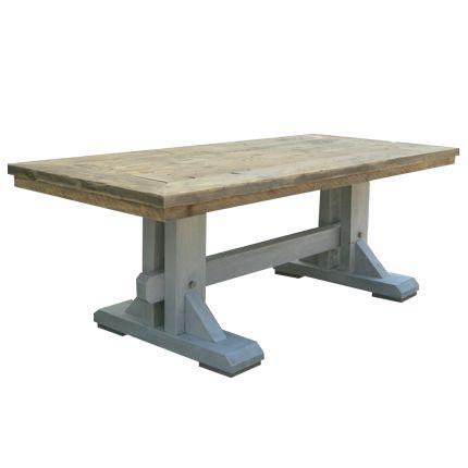 Bauholz Kloster Tisch \'Aurich\'. Ein schones Bauholz Design ...