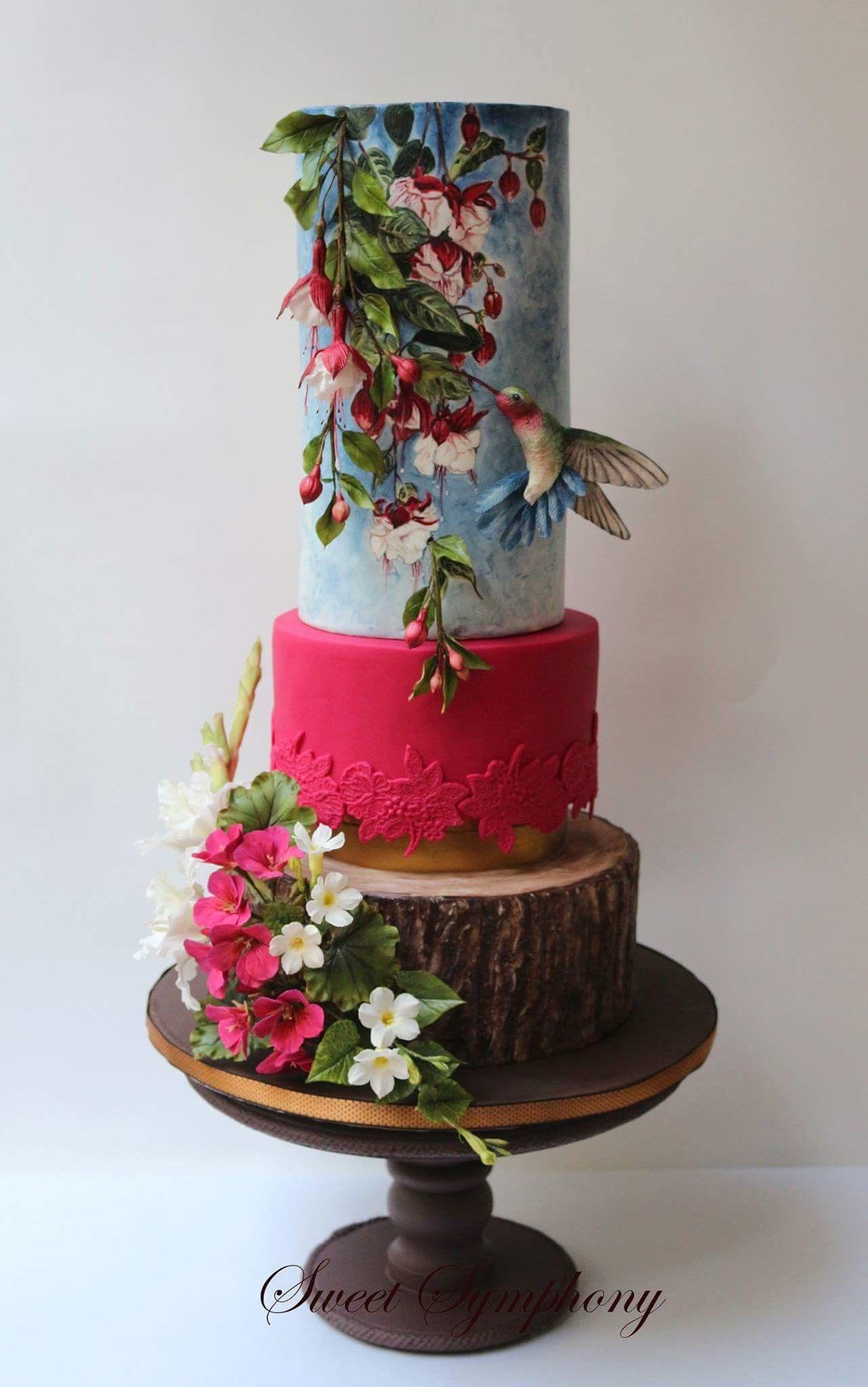 Hummingbird cake   hummingbird cake   Cake decorating ...