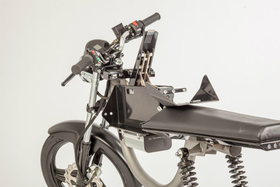 d373a00a853 meet the maxwell motorbike EP0, an electric bicycle in disguise   Velo   Electric  bicycle, Motorbikes, Bicycle