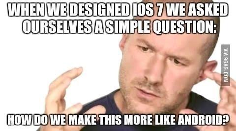 Android Vs Ios Jokes Digitpanda Computer Humor Geek Humor This Or That Questions