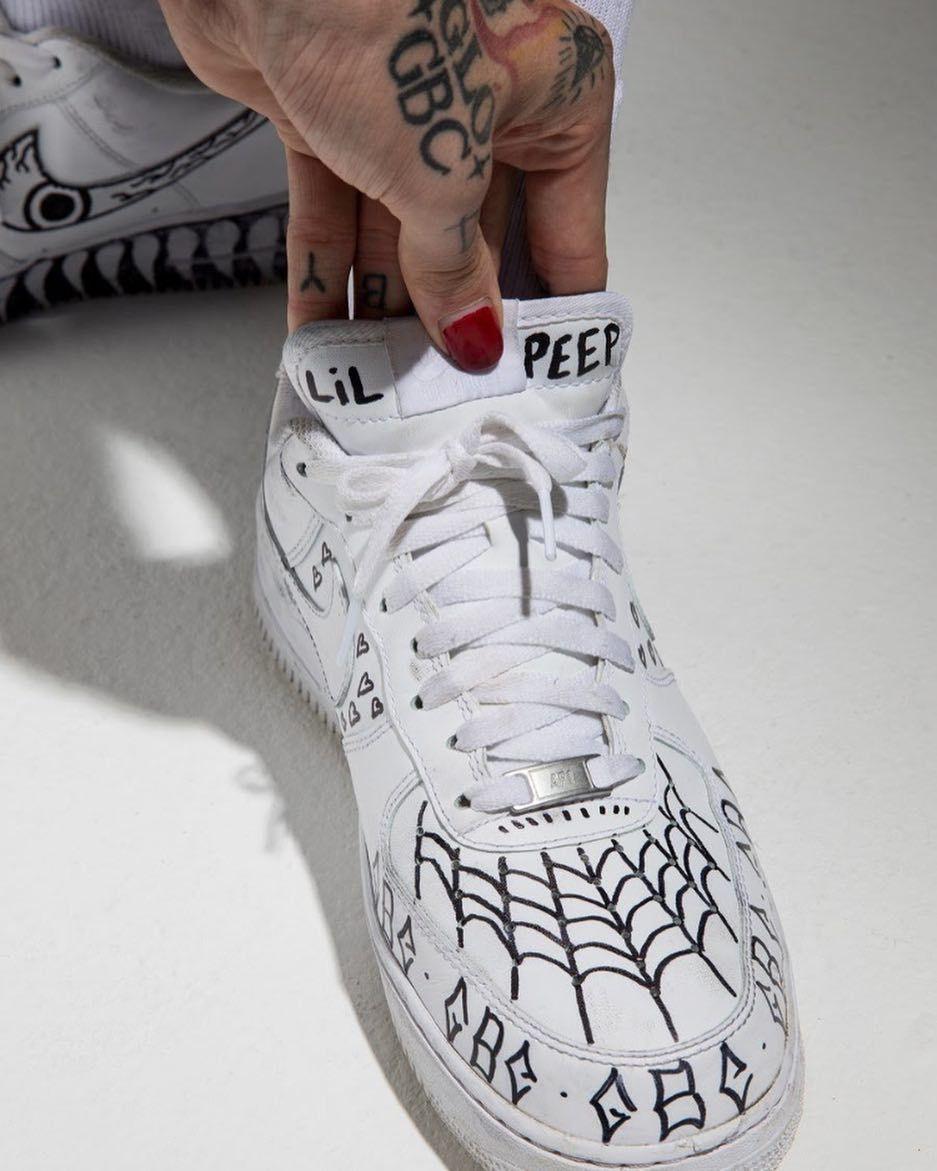 Nike HellboyPeepsSneakers Jennifer By On Peep Pin PeepsLil drxoeWBC
