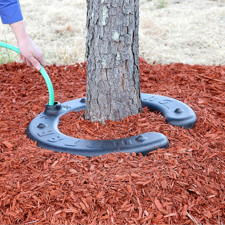 Greenland Gardener Watering Tree Ring 2 Pk S Izobrazheniyami