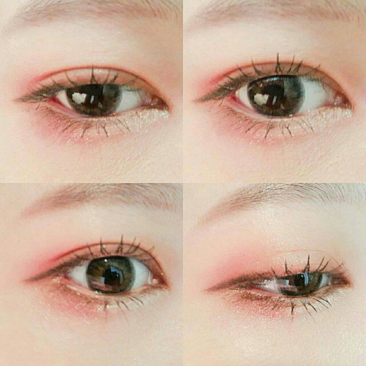Pinterest CHOCOLATEYY Korean eye makeup, Korean makeup