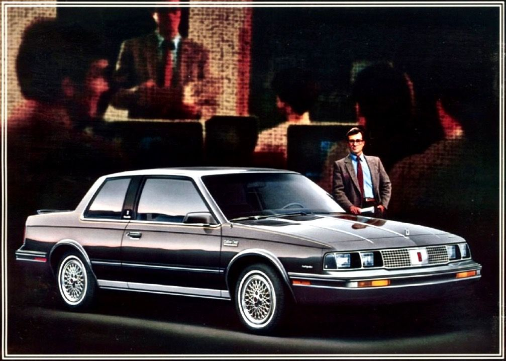 1985 olds cutlass ciera coupe oldsmobile gm car oldsmobile cutlass 1985 olds cutlass ciera coupe