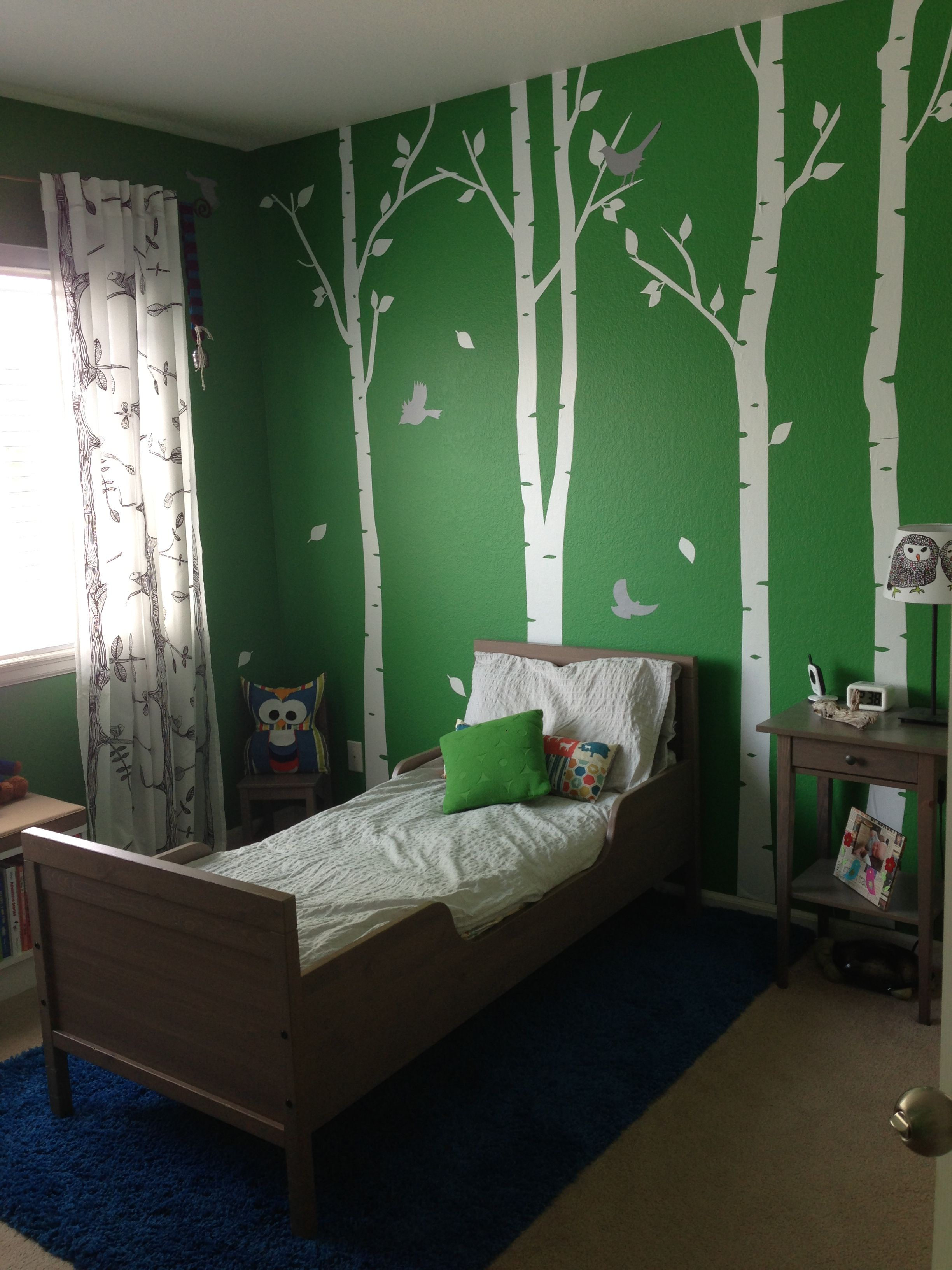 Finally done with nature room for my three year old