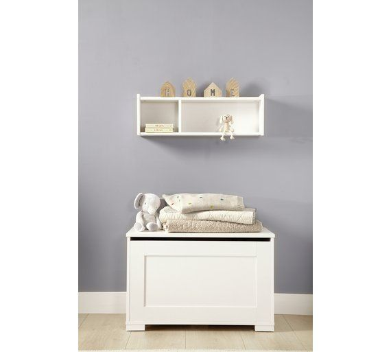 Buy Mamas U0026 Papas Harrow Furniture Storage Box And Shelf   White At Argos.co