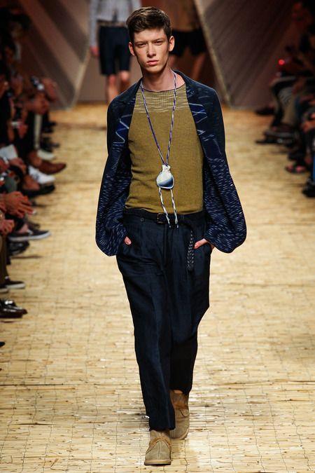 Missoni   Spring 2014 Menswear Collection   Style.com