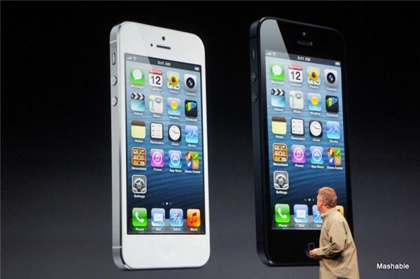 Iphone5   Fotografía Mashable.com