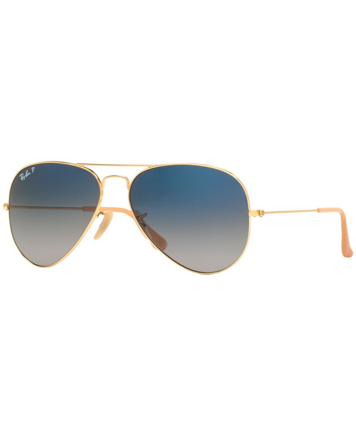 Sunglass Hut Outlet: Ray-Ban Polarized Sunglasses , RB3025 AVIATOR GRADIENT
