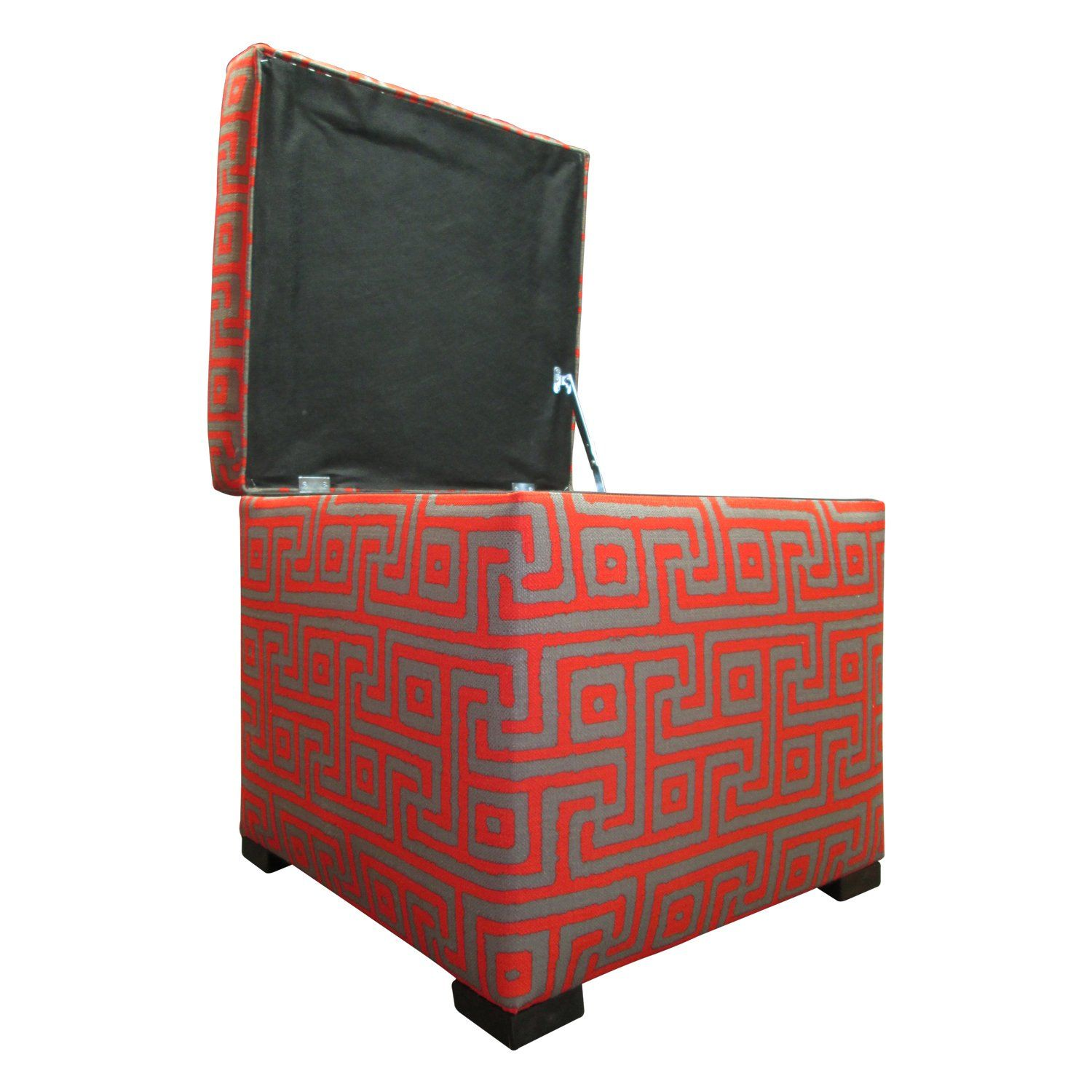 Sole Designs Geometric Series Tami Collection Atomic Red