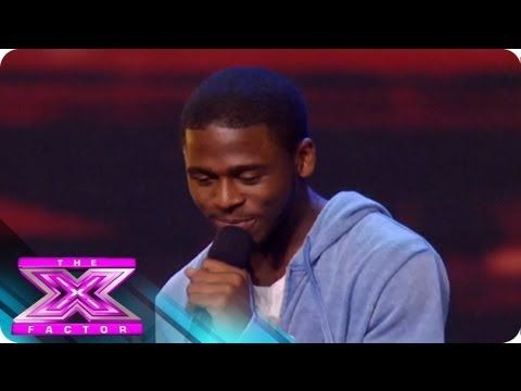57 Marcus Canty Audition 1 The X Factor 2011 In 2019