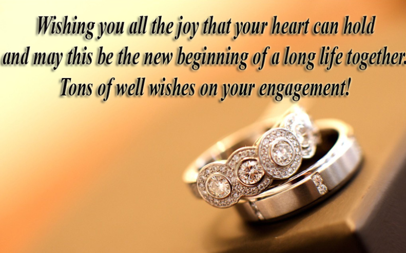 engagement wishes to brother quotes in 2020 | Engagement ...