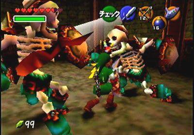 Download The Legend of Zelda: Ocarina of Time PC Games