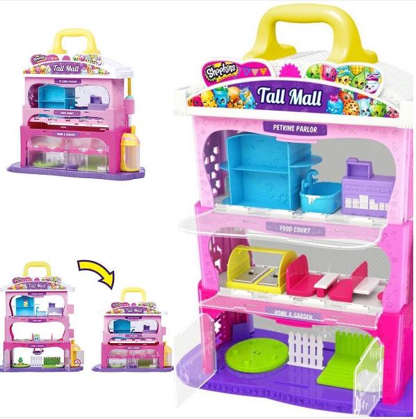 Shopkins Tall Mall Toy Box Chest Shopkins Tall Mall Shopkins Toys Shopkins