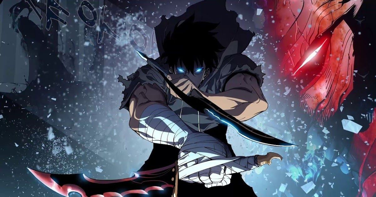 15 Anime Wallpaper Hd Oppo Solo Leveling Wallpapers Top Free Solo Leveling Backgrounds Source Wallpaperaccess Com Be Gambar Karakter Animasi Gambar Manga