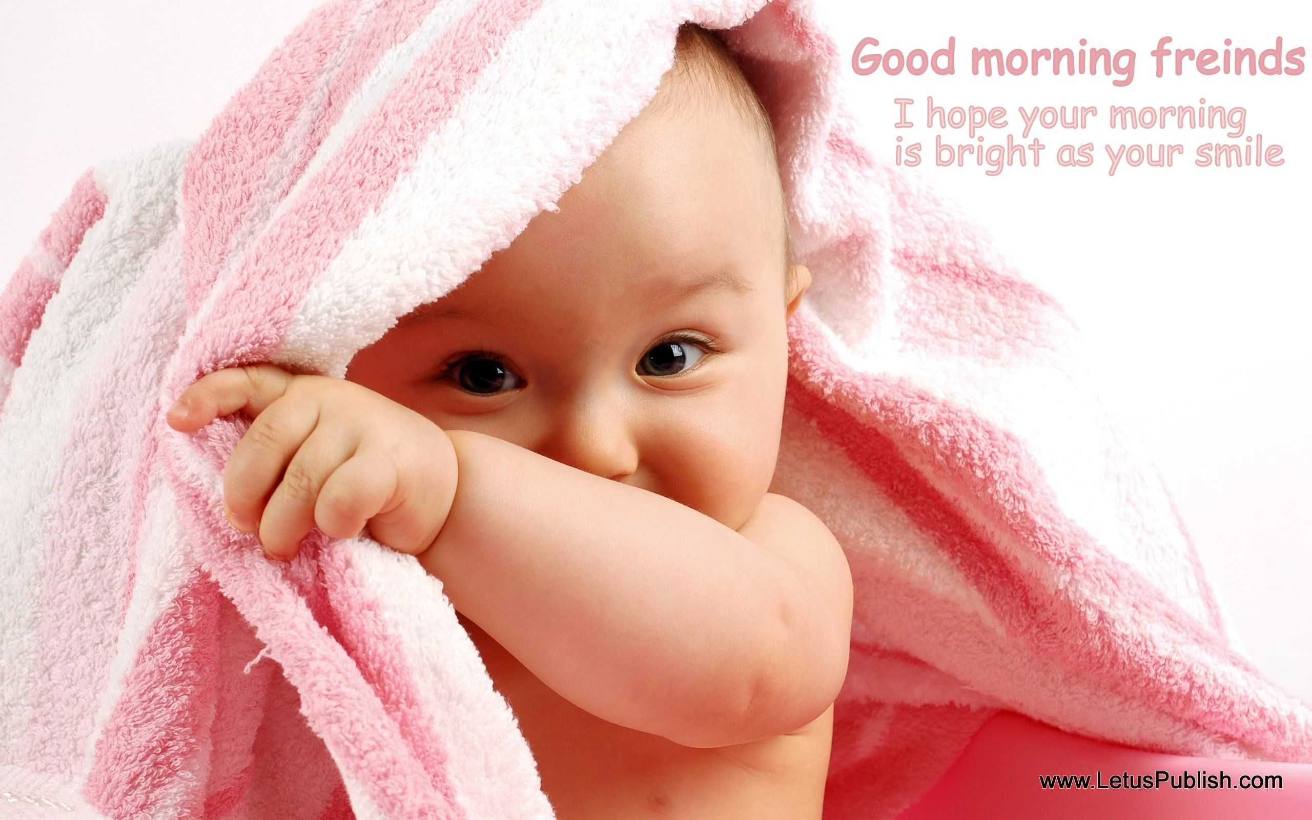Good Morning Wallpapers Free Download Cute Baby Wallpaper Cute Baby Pictures Baby Wallpaper Hd