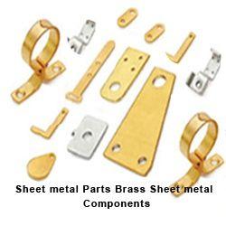 Brass Sheet Metal Parts Sheet Metal Components Brasssheetmetalparts Sheetmetalcomponents We Have Aluminum Sheet Metal Sheet Metal Metal