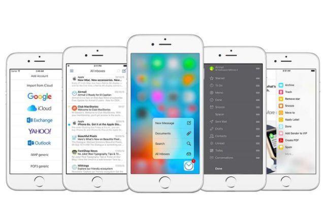Airmail for iOS is here the email app that can do