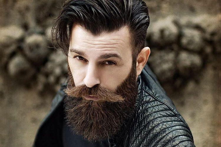 77 best black men beard styles amp mustache styles for 2019 - 750×500