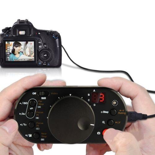 Usd117 89 Eur105 45 Gbp85 16 V Control Usb Focus Controller For Canon Eos 1d Mark Iv 5d Mark Iii 5d Mark Ii 7d 60d 6 Usb Ufc Photography Camera