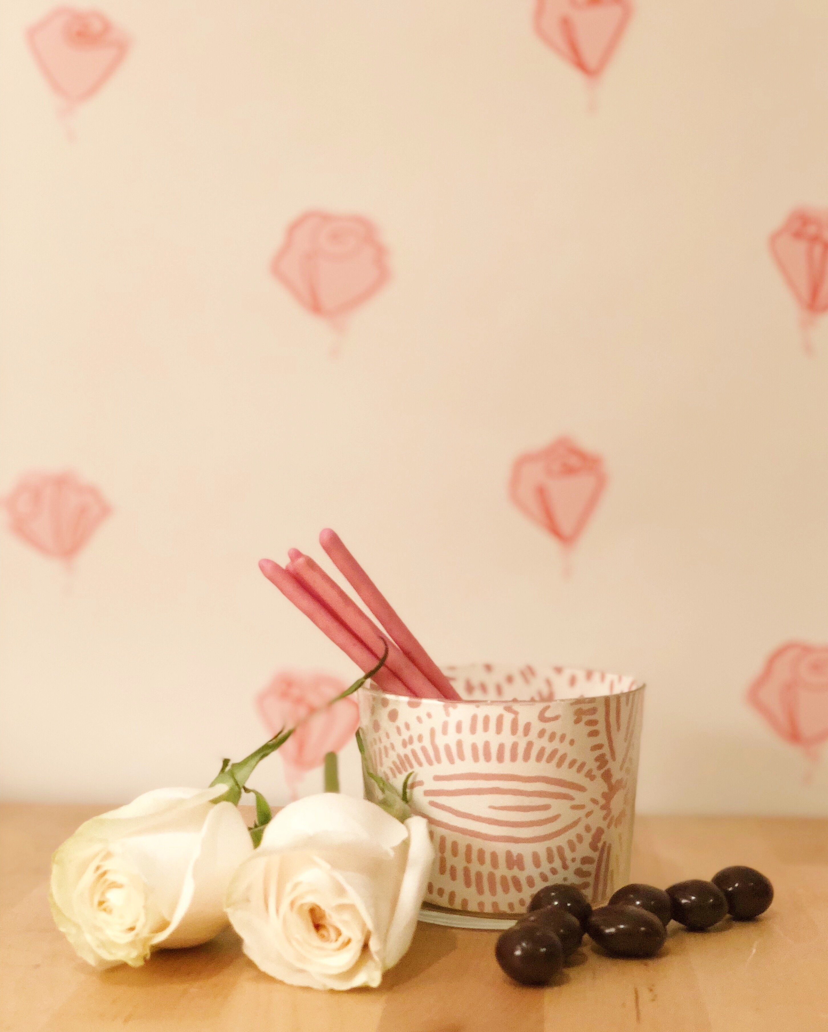 Pattern Stories Wallpaper Crafts Valentines Wallpaper Making Spirits Bright Flower wallpaper zoom zoom backgrounds