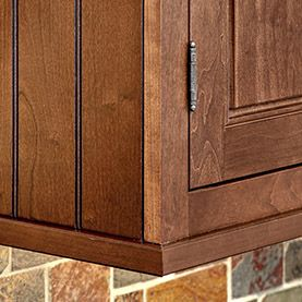 Light Rail    Conceal Under Cabinet Light Fixtures And Add A Subtle Finish  To
