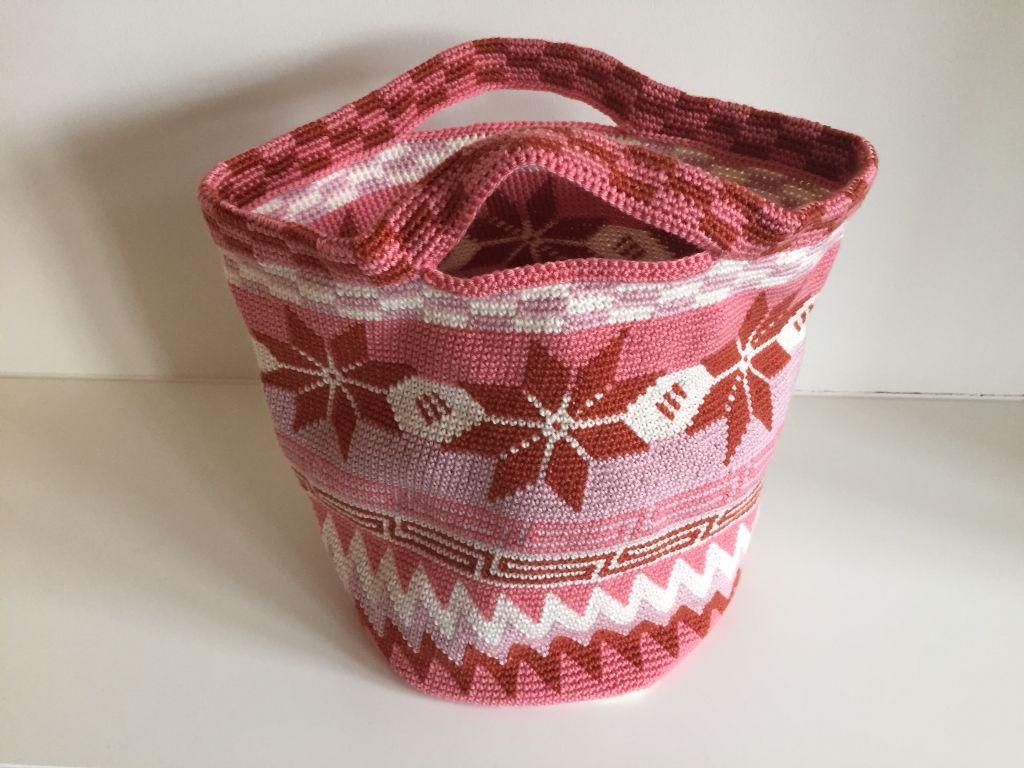 Tapestry Tas Bag Haken Crochet сумки Pinterest Tapestry