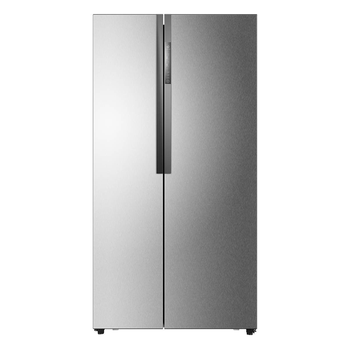 Haier Hrf 521dm6 Freestanding 518l A Stainless Steel Side By Side