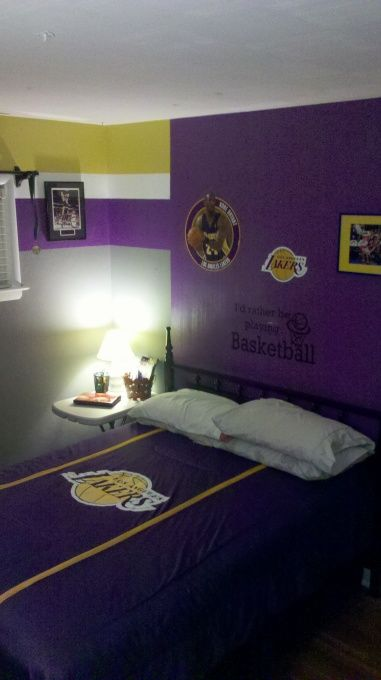 lakers bed set | Under: In Stock Ready to Ship Gifts » NBA Items In on