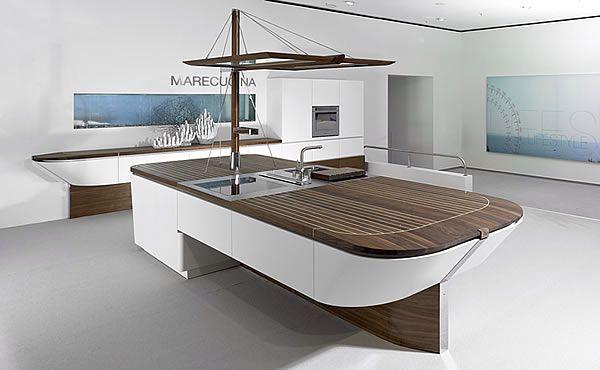 alno marecucina segelboot trifft k che living interieur pinterest segelboot treffen. Black Bedroom Furniture Sets. Home Design Ideas