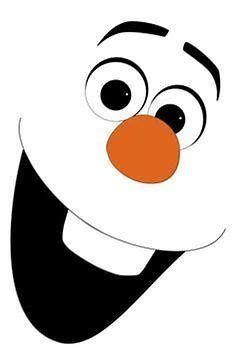 Risultato immagine per Free Printable Snowman Face ...