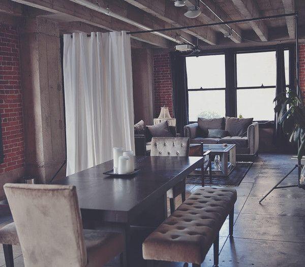 Loft / Office Style Room Divider Kit 4 | 2106 | Pinterest | Loft ...