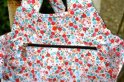 So Popo Sew: Pattern Test: Loretta Tassel Bag