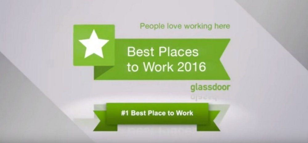 Airbnb Emerges As The Best Us Company To Work In 2016 Expedia Is 1 In Uk Best Places To Work Us Companies Expedia