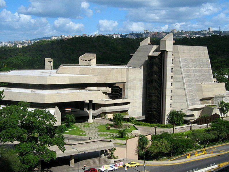 En #CaracasVenezuela el #TeatroTeresaCarreño /// Twitter