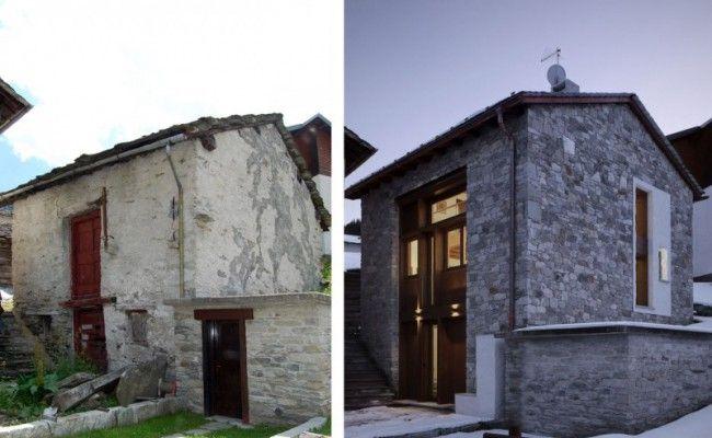 La r novation d une maison en pierre d coration d for Renovation maison pierre